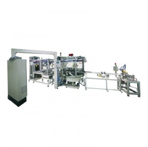 LID AND COVER ASSEMBLY MACHINE